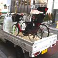 自転車 出張 修理 カスタム yepp チャイルドシート