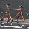 ツバメ自転車,araya,tokyobike,街乗り,クロスバイク,おしゃれ,クロモリ