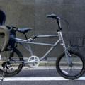 フリーキーバイク,ハマックス,チャイルドシート,子供乗せ,お洒落,可愛い,カリフォルニアンバイク