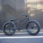 bronx,26インチ,ファットバイク,fatbike,カスタム