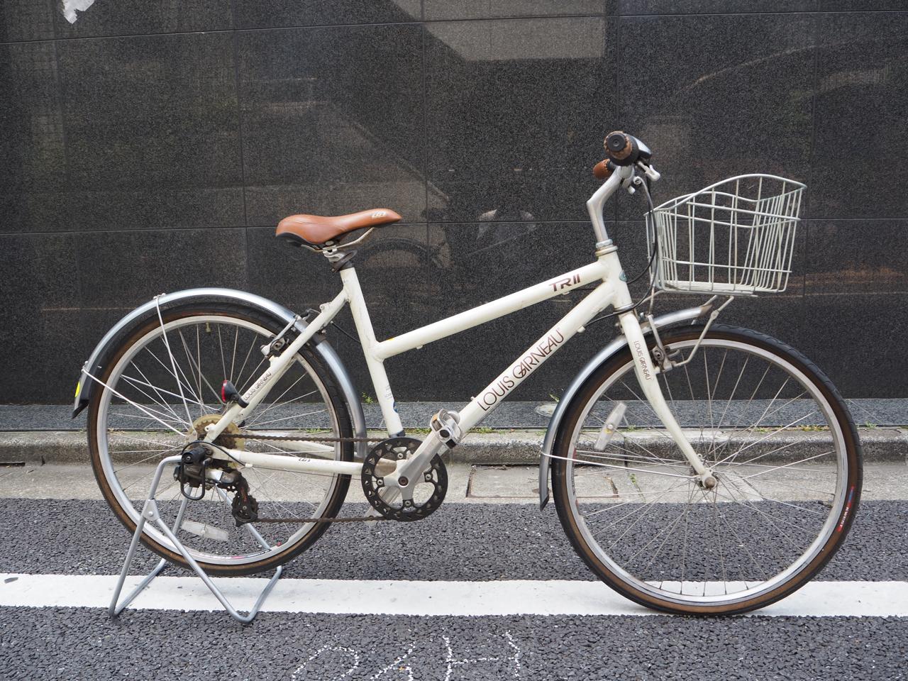 オーバーホール,ルイガノ,TR2,修理,自転車,自転車修理