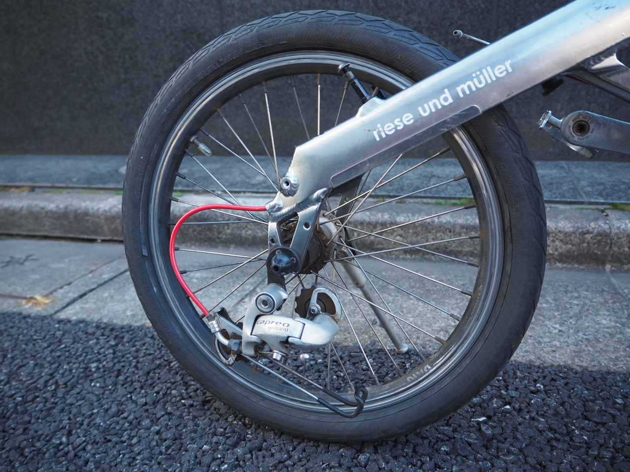 オーバーホール,bd-1,birdy,修理,自転車,自転車修理