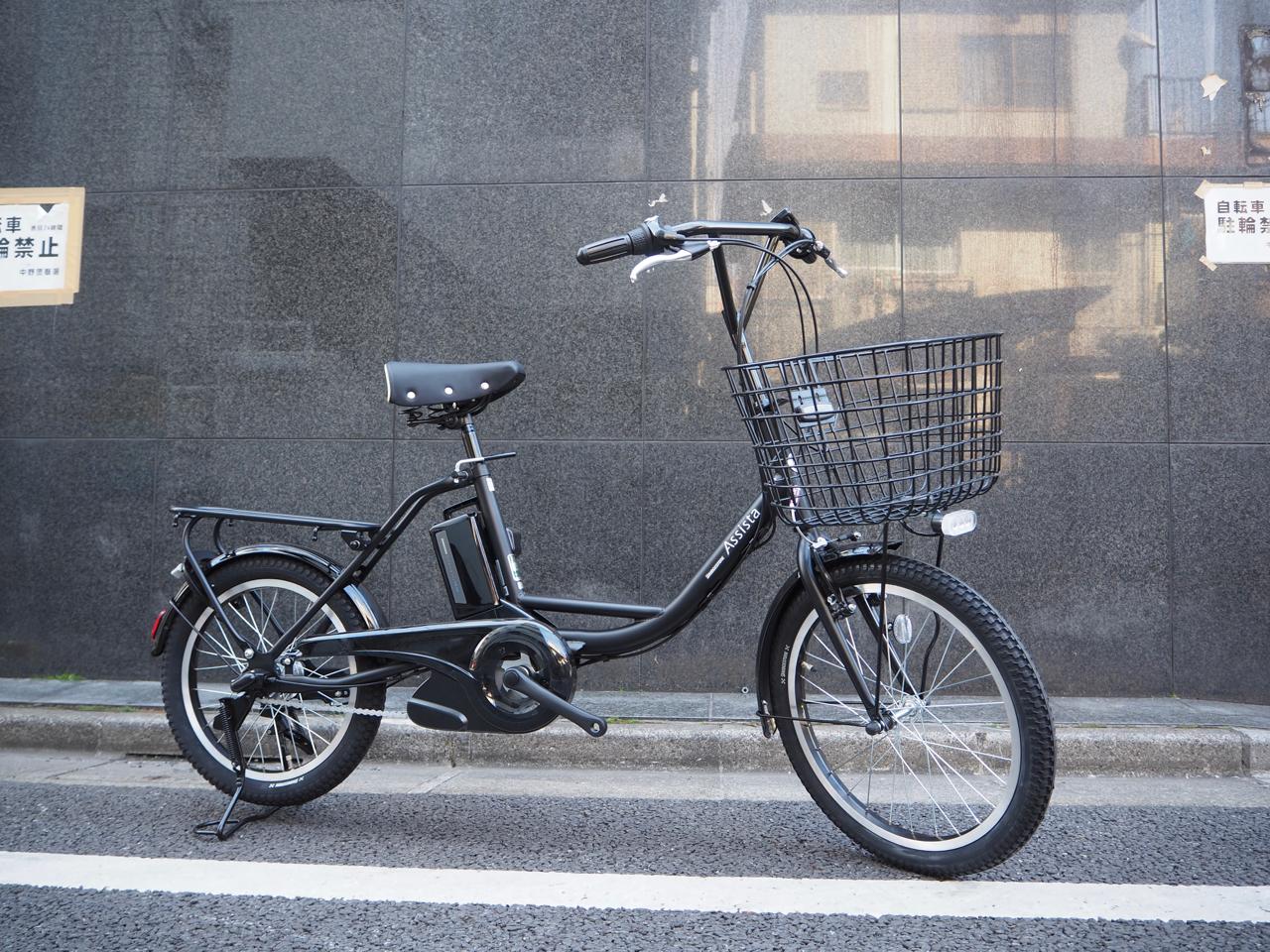 アシスタベーシックミニ,ブリヂストン,電動自転車,チャイルドシート