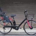 ステップクルーズ,電動自転車,ブリヂストン,自転車,自転車カスタム,ボバイク