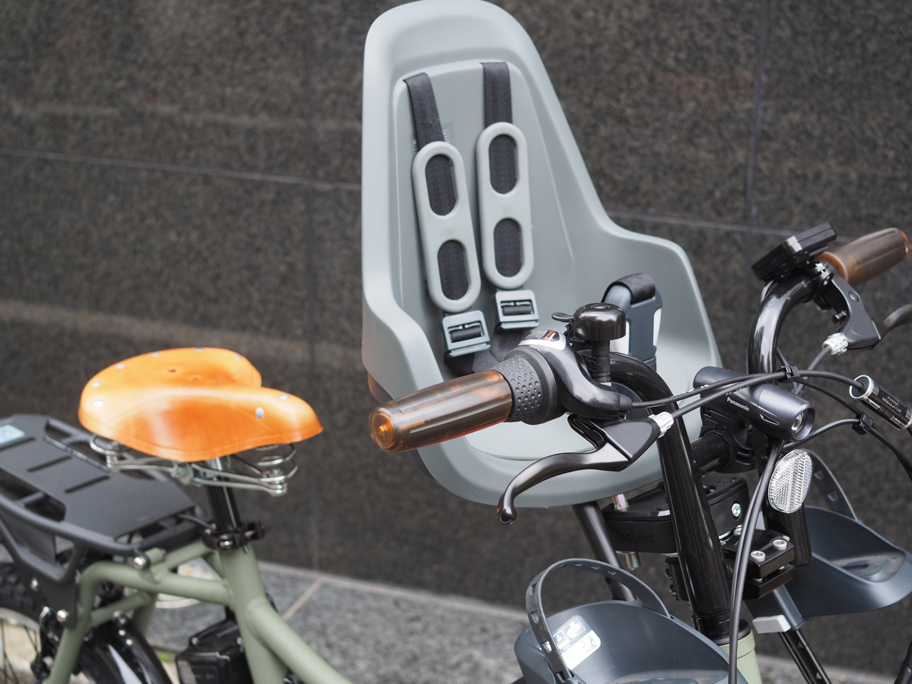 EZ,bobike,bobikeone,イーゼット,ボバイク,EZカスタム,パナソニック,電動自転車,子乗せ自転車