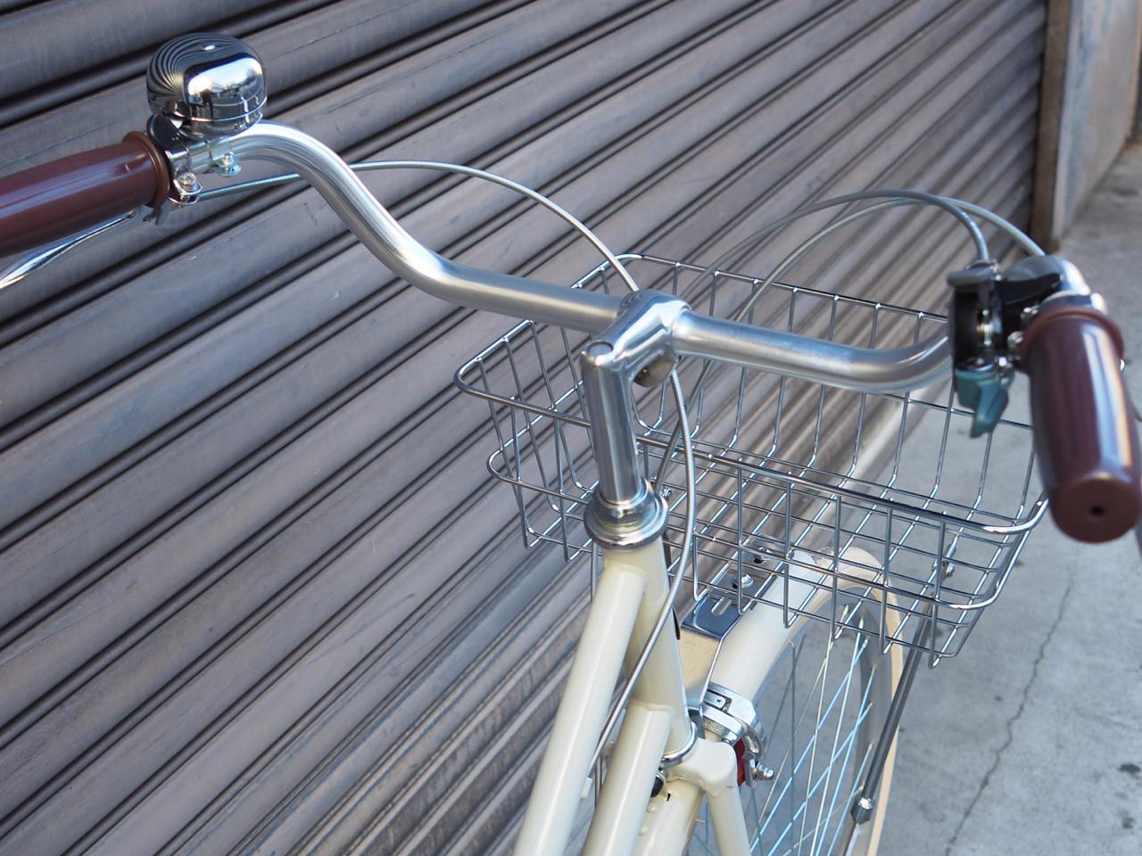 リンドウ,リンドウバイク,パラレル,自転車,おしゃれ自転車,トーキョーバイク,チャイルドシート,ボバイク,bobike