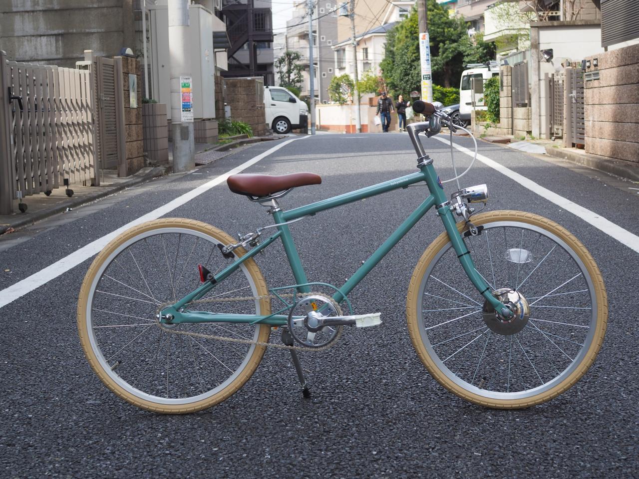 トーキョーバイク,tokyobike