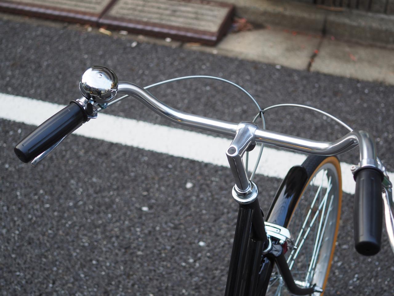リンドウ,リンドウバイク,パラレル,自転車,おしゃれ自転車,トーキョーバイク,チャイルドシート
