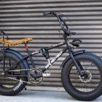 ファットバイク,ブロンクス,fatbike,bronx,20,ファットバイクカスタム